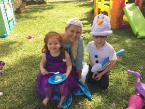 Elsa & Sienna