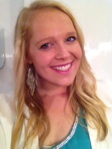 Lauren smile