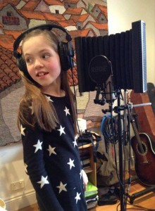 Recording Lily