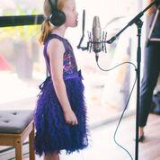 Rockstar Recording Izzy birthday girl