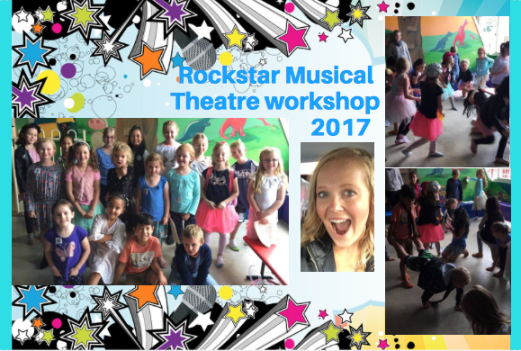 Musical Theatre workshop 2017