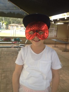 Workshop Spiderman