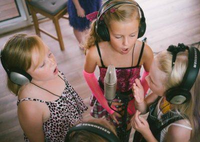 Recording parties